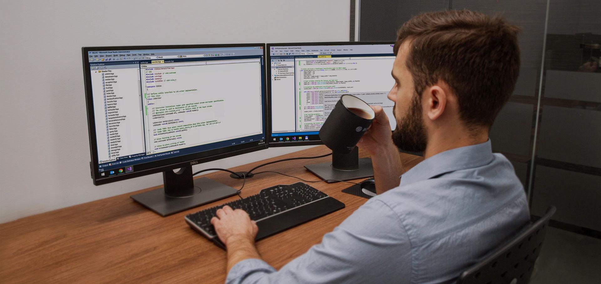 Programista C++ / MFC